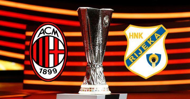Dove vedere Milan-Rijeka: streaming gratis in diretta, free in tv