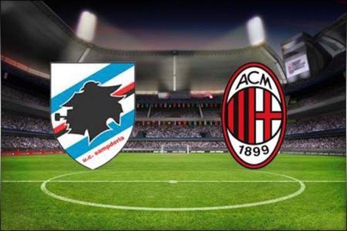 Dove vedere Sampdoria-Milan: streaming gratis in diretta, free live tv