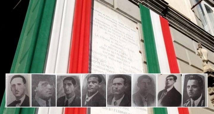 """Giugliano, 30 settembre 1943 l'eccidio dei 13 martiri. La signora Maddalena: """"Mio padre scampato a quella tragedia"""""""