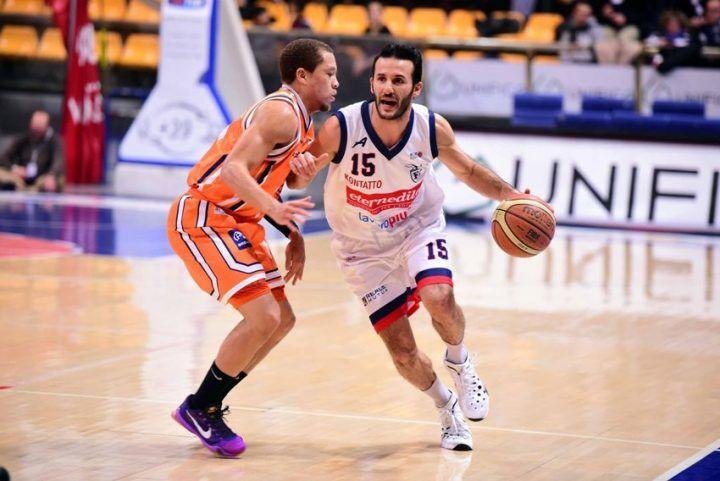 Colpo Cuore Napoli Basket, arriva Gennaro Sorrentino