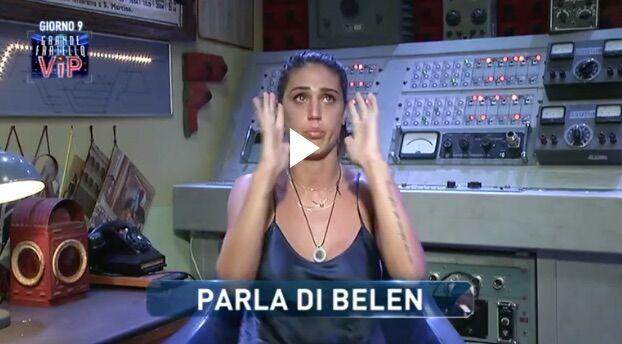 Grande Fratello Vip, la rivelazione di Cecilia Rodriguez sulla sorella Belen