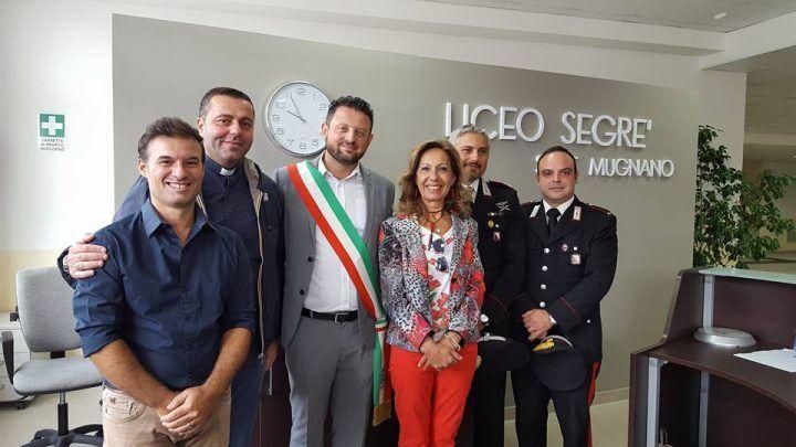 """Mugnano, parte l'anno scolastico al Liceo Segrè. Sarnataro: """"Prevista navetta comunale"""""""