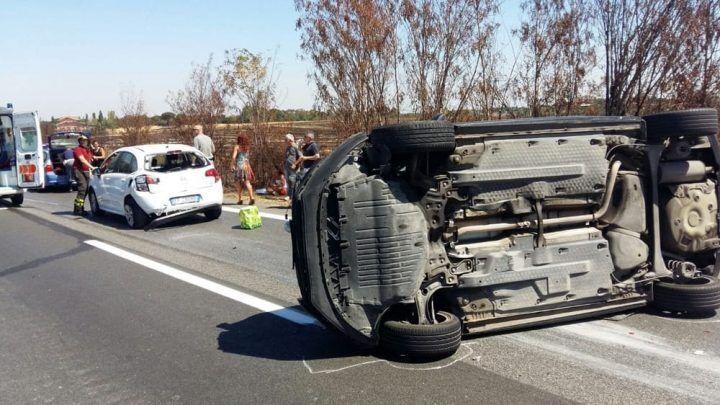 Tragedia in Sicilia, auto si ribalta su se stessa: muore bimbo di 5 anni