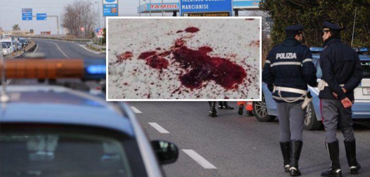 Giugliano, grave incidente sull'asse mediano: uomo travolto da auto
