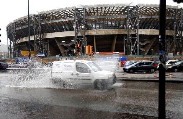 Maltempo, prorogata l'allerta meteo in Campania: ancora piogge e temporali
