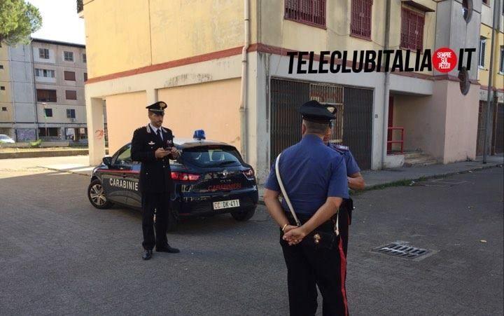 Operazione antidroga, arrestato giuglianese al Parco Monaco di Melito