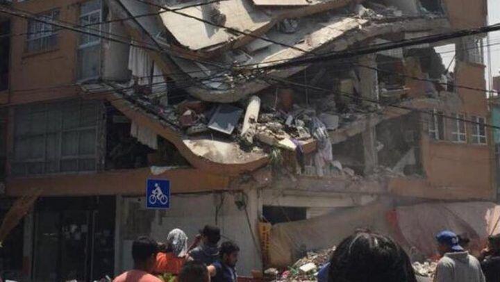 Scossa di terremoto di magnitudo 7.1 in Messico: 250 morti. VIDEO