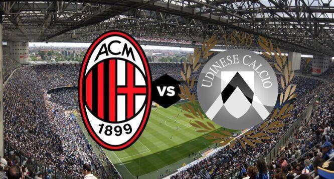 Dove vedere Milan-Udinese: streaming diretta gratis, free live in tv
