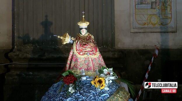 Giugliano, Madonna della Pace: miracolo in America