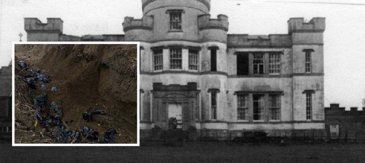 Fossa comune con i corpi di 400 bambini nell'orfanotrofio delle suore in Scozia