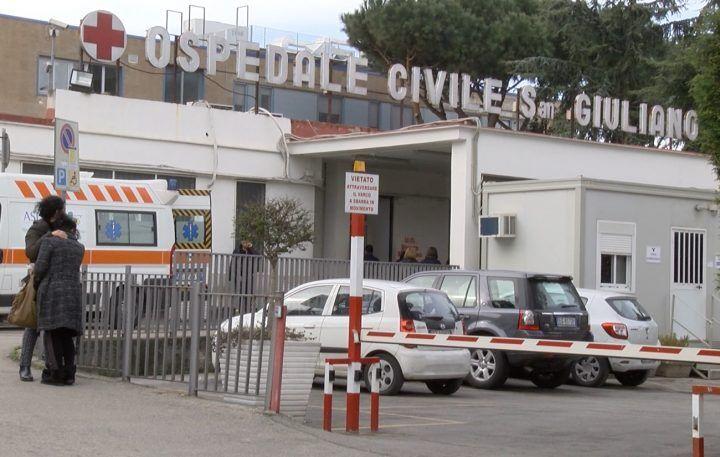 Ospedale San Giuliano, mancano medici in ortopedia: stop a nuovi ricoveri