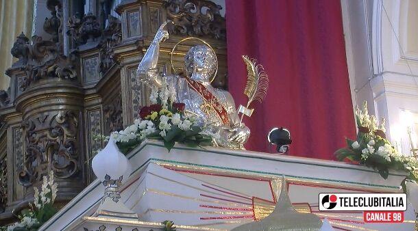 San Giuliano, al via i festeggiamenti per il santo patrono di Giugliano