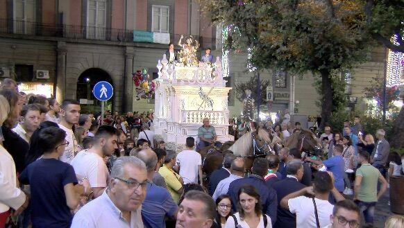 Giugliano, San Giuliano: conclusi i festeggiamenti