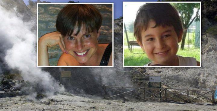Pozzuoli, uccisi dal fango bollente della Solfatara: così sono morti Tiziana, Max e Lorenzo