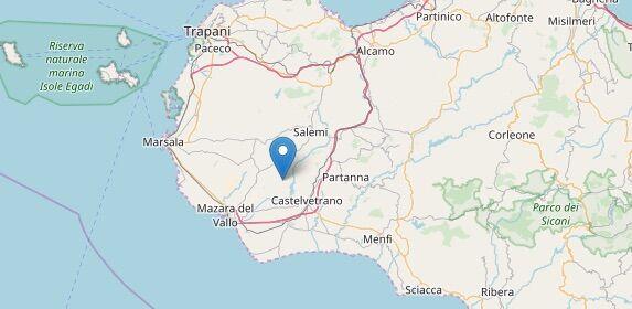 Sicilia, terremoto oggi: gente svegliata da scossa di 2.6. Dati dell'INGV