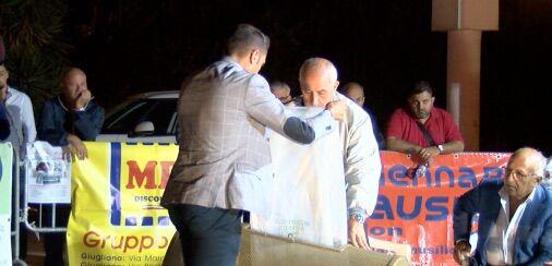Villaricca, l'estrazione della lotteria del Giglio chiude i festeggiamenti