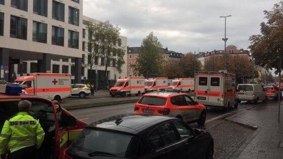 Attacco di Monaco: fermato un sospetto. Non è ancora chiaro il movente