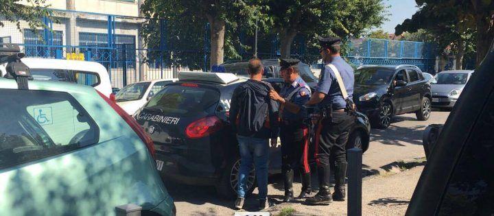 """Giugliano, operazione dei carabinieri: """"beccati"""" 15 parcheggiatori abusivi"""