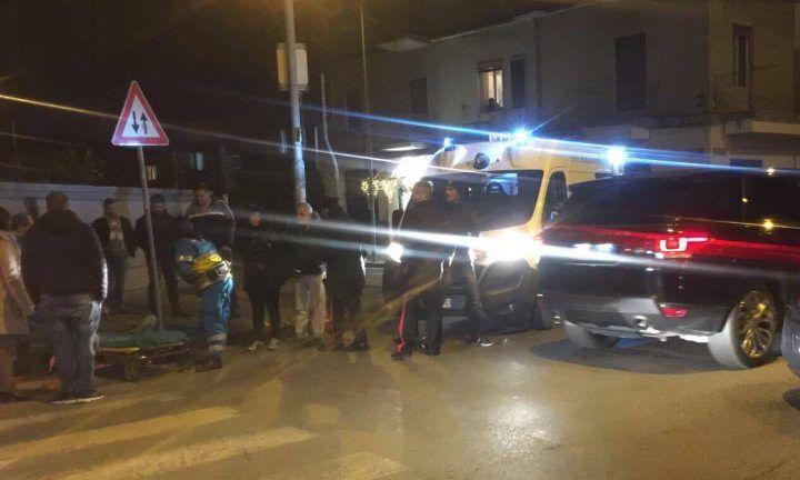Giugliano, follia in via Maristi: ubriachi fanno incidente e poi tentano di investire poliziotti. Arrestati
