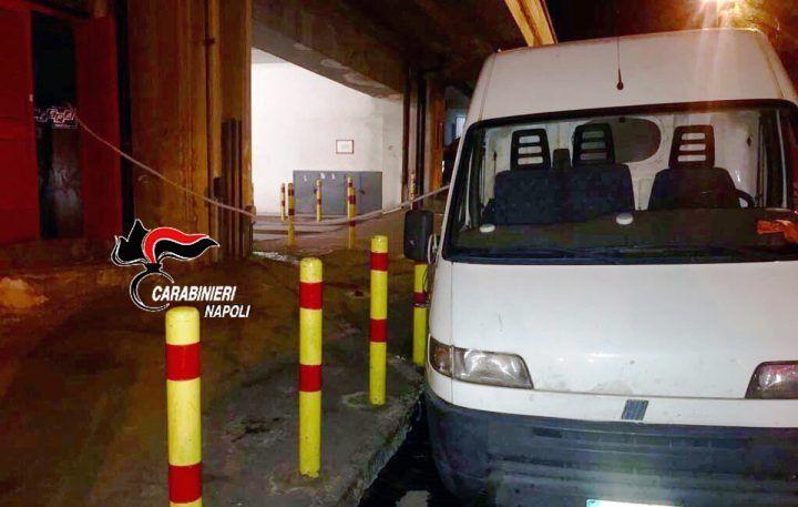 """Napoli, arrestato """"Squaglianzogna"""" di Giugliano: sorpreso al Centro Direzionale a rubare"""