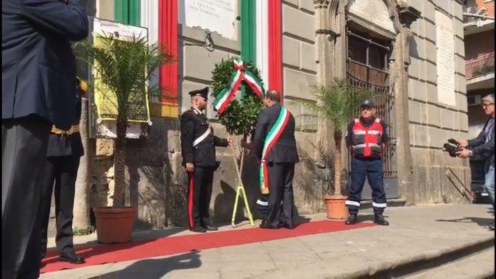 Giugliano, 13 martiri: celebrazioni a piazza Annunziata