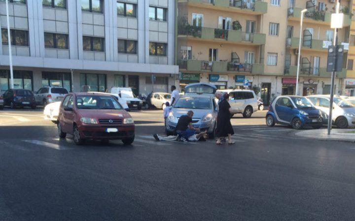 Treviso, mamma in fin di vita: ha fatto da scudo ai figli travolti da un'auto