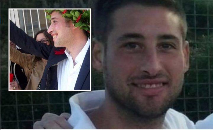 Palermo, la laurea e i sogni: poi la tragedia. Antonio Vitale muore a 28 anni