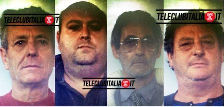 Colpo ai narcos di Villaricca, asse della droga con la Spagna: 4 arresti e maxi-sequestro di hashish. VIDEO, FOTO E NOMI