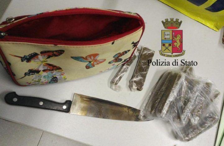 Napoli, la Polizia sequestra oltre 6 kg di droga agli alleati dei Mallardo di Giugliano