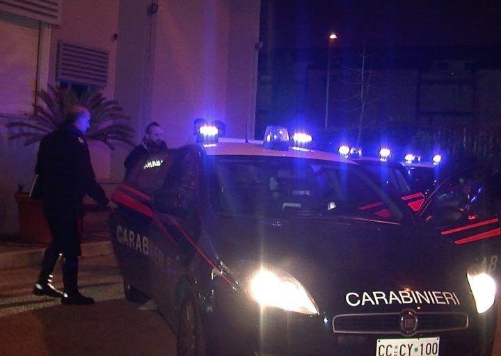 Donna narcos catturata dai carabinieri di Giugliano