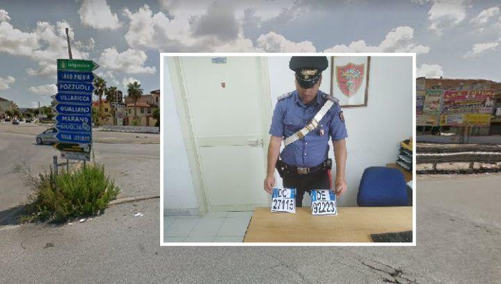 Evade e tenta di corrompere i carabinieri, bloccato sulla circumvallazione