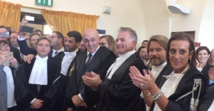 Aversa, proclamati eletti del primo consiglio avvocati di Napoli nord