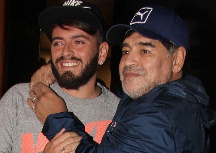 """Novità in casa Maradona, Diego diventerà nonno: """"Il talento salta una generazione"""""""