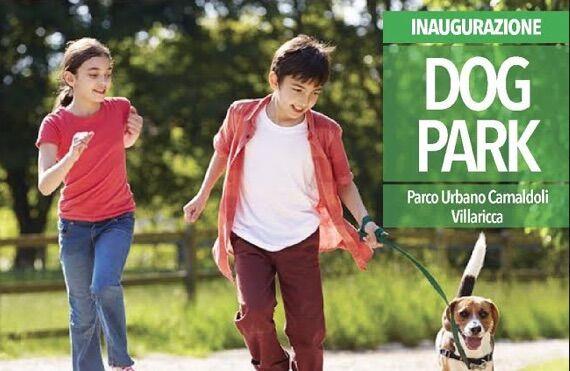 """Villaricca, arriva la """"Dog Area"""" nella villa comunale. Domenica l'inaugurazione"""