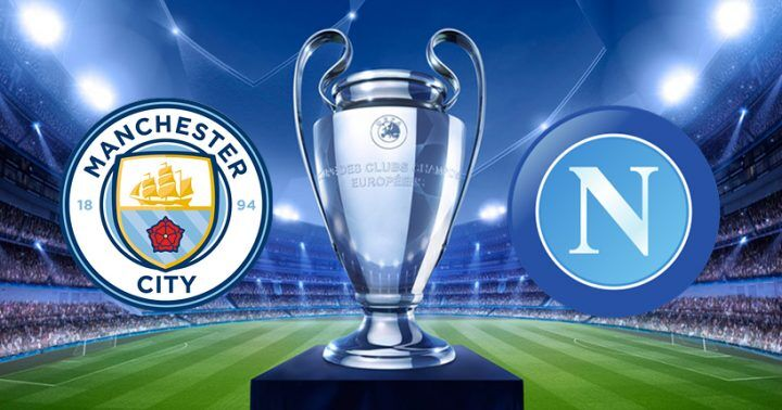 Dove vedere Manchester City-Napoli: streaming gratis, diretta free
