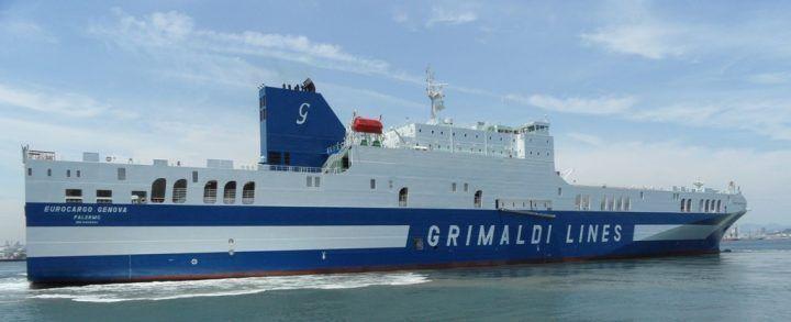 Napoli, opportunità di lavoro: 500 posti in Grimaldi Lines