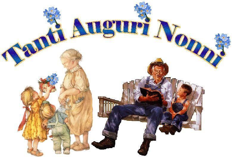 """Festa dei nonni, """"pilastri"""" delle famiglie e adorati dai nipoti"""