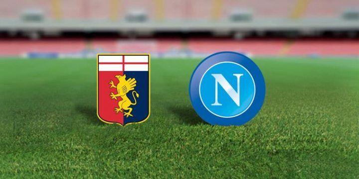 Dove vedere Genoa-Napoli: streaming gratis, diretta free in tv