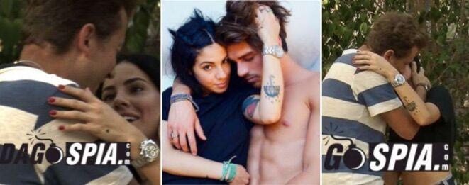 Gf vip, foto scandalo su Giulia De Lellis: bacia un altro prima di entrare nella casa