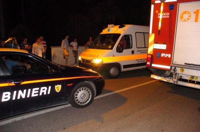 Ancora un incidente mortale sulla Domitiana, muore 20enne