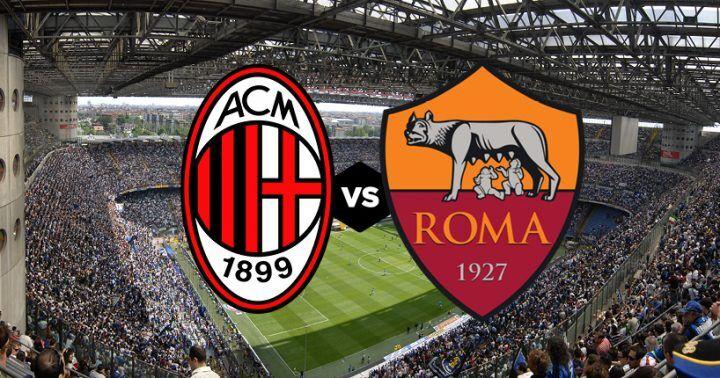 Dove vedere Milan-Roma: streaming gratis diretta, free live