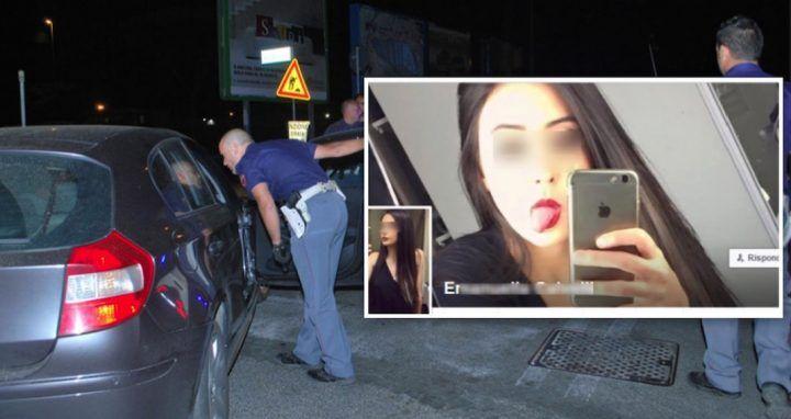 Napoli, ruba foto dal profilo Facebook di una ragazza e finisce nei guai con la polizia