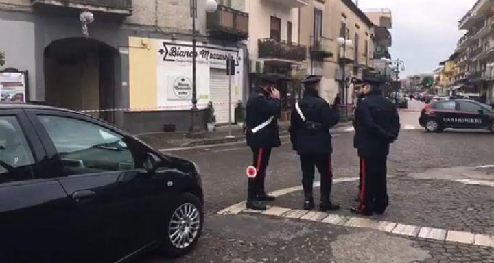 """Qualiano, """"Alto Impatto"""" in città: due arresti e quattro denunce. I NOMI"""