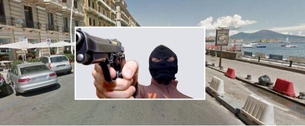 """Rapina a mano armata al pizzaiolo Giuseppe Vesi: """"Sono stanco di questa Napoli violenta"""""""