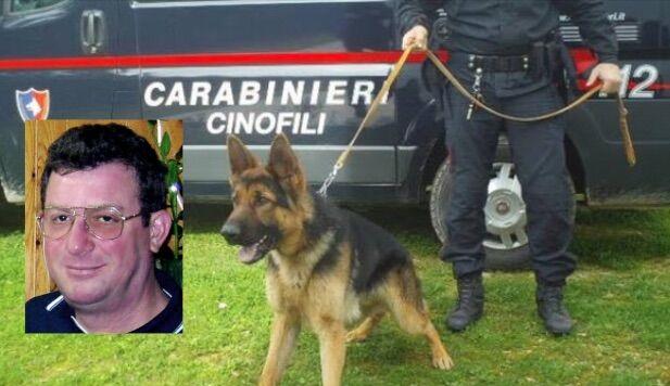 Imprenditore scomparso, unità cinofile al lavoro nel Casertano