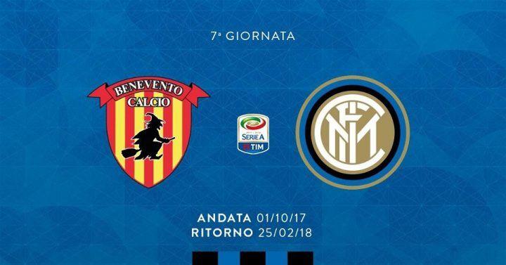 Dove vedere Benevento-Inter: diretta streaming gratis, diretta free tv