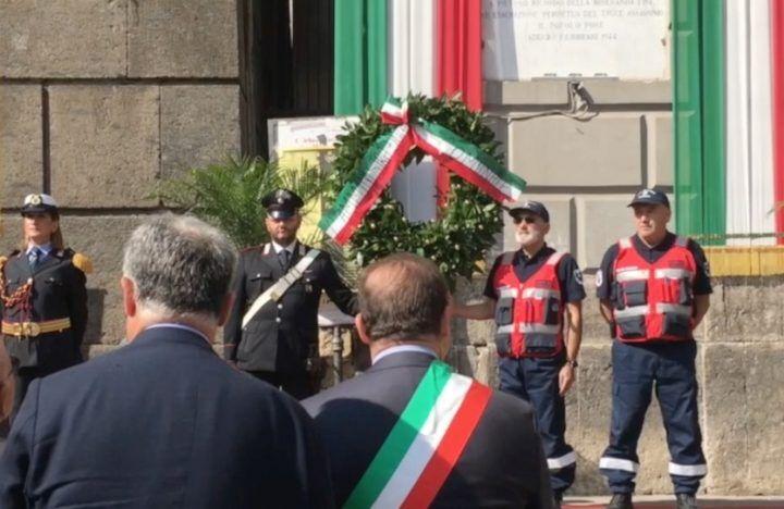 Giugliano, tredici Martiri: celebrazione in piazza Annunziata
