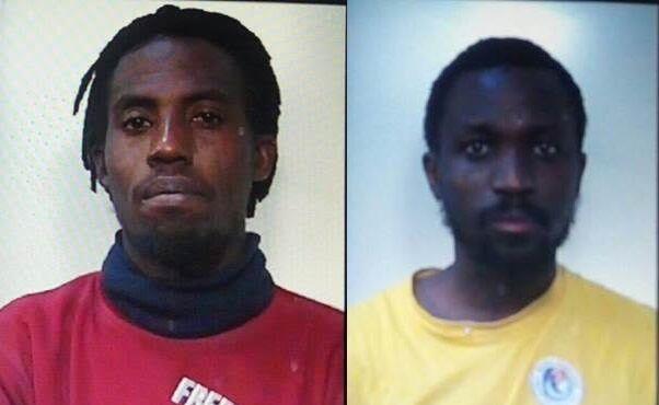 Provincia di Caserta: 2 richiedenti asilo arrestati per rapina