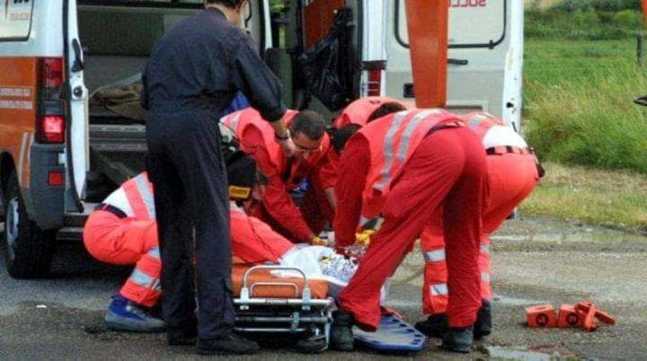Drammatico incidente sul lavoro: operaio casertano lotta tra la vita e la morte