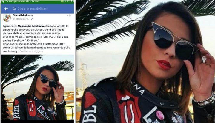 """Alessandra Madonna, denuncia choc: """"Foto di mia figlia morta usate da lui per vendere su internet"""""""